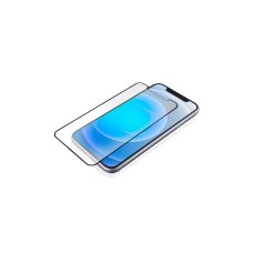 4smarts Hybrid Glass Endurance Crystal-Clea, for iPhone 12 Pro Max