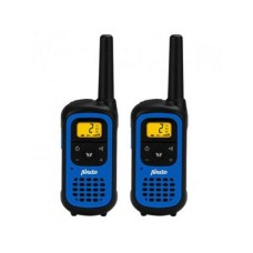 Alecto Talkie-Walkie PMR 446 Mhz FR-125, pair with charger and accus