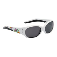 Alpina FLEXXY KIDS, white flower, black S3