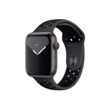 Apple Nike+ Watch 44mm S5 Spacegrau GPS Alu, Anthracite/Black Nike Sport Band, Cellular