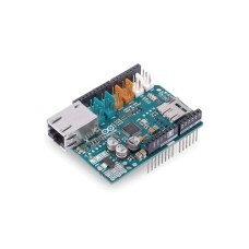 Arduino Ethernet Shield 2, 100MBps ohne PoE