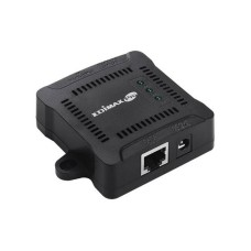 Edimax GP-101ST: PoE+ Splitter 1Gbps, 30W, output choice of: 5V, 9V, 12V