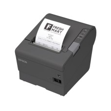 Epson Thermal printer for bon TM-T88V, black, RS232, USB, with power supply PS-180