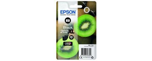 Ink Epson C13T02G14010, black, 13.8ml,, zu XP-6000, XP-6005