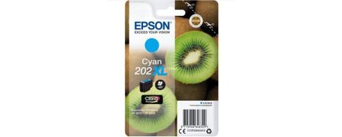 Ink Epson C13T02H24010, cyan, 8.5ml,, zu XP-6000, XP-6005