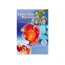 Folia dragon lantern kit, including assembly instructions
