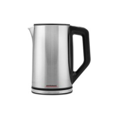 Gastroback Design kettle cool touch, capacity 1.5 liter, silver, inox