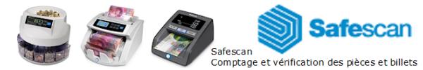 Safescan comptage et vérfication billet et monnaie