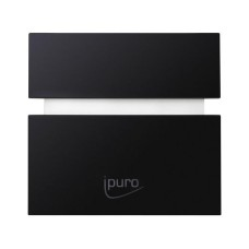 iPuro Air Pearls electric mini cube, black
