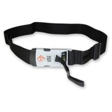 KH Security luggage belt with combination lock, stable luggage belt with scale