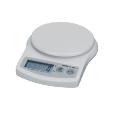Maul Briefwaage MAULalpha bis 2000g, with Batterien, white