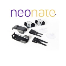 Neonate Mounting-Kit for Babyphone BC-6500D, individuell anpassbar