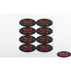 RC4WD Decals 1