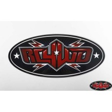 RC4WD Decals 10