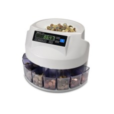 Safescan 1250 CHF automatic counting and sorting of money, 220 pieces / min