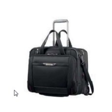 "Samsonite Pro-DLX 5 notebook suitcase with 15.6 ""casters, standard IATA carry-on ba"