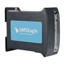 SMSEagle NXS-9700-3G SMS Gateway Rev2, SMS empfangen and senden, with 3 Jahre GE