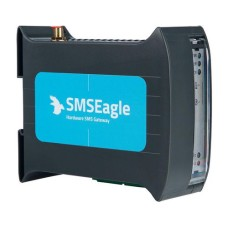 SMSEagle NXS-9700-4G SMS Gateway Rev. 3, SMS empfangen and senden, with 3 Jahre GE