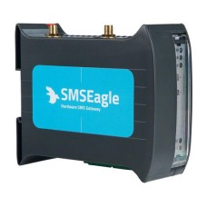 SMSEagle NXS-9750-4G SMS Gateway Rev. 3, SMS empfangen and senden, with 3 Jahre GE