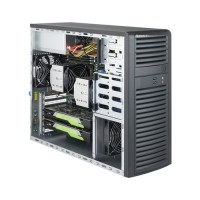 Station CAD Supermicro Workstation 7039A-I  XEON Silver 4112, évolutif