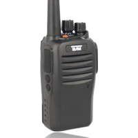Team TeCom-IP3 UHF - Professional Radio - UHF - 450-470 MHz - Waterresistant IP67