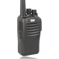 Team TeCom-IP3 UHF - Professional Radio - PMR 446  - Waterresistant IP67- Free Version
