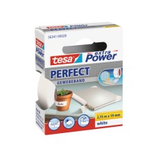 tesa extra Power Gewebeband Perfect, 2.75m x 19mm