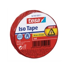 tesa Iso Tape Isolierband, 20m x 19mm