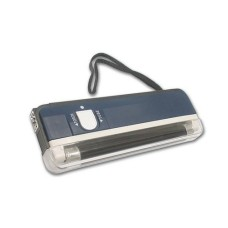 Velleman Mini-UV, mini UV lamp and torch lamp, with strap