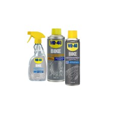 WD-40 BIKE TRIPLE PACK  Cleaner, CLEANER DEGREASER ACL