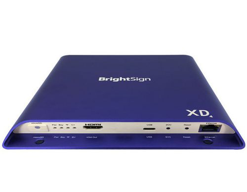 BrightSign XD1034, Digital Signage Media Player