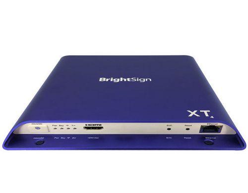 BrightSign XT244, Digital Signage Media Player