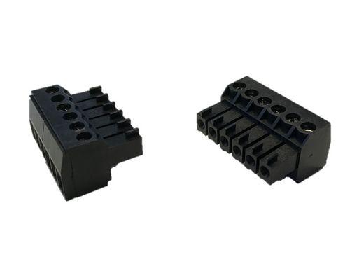 GPIO plug connector, 2 x 6 Pin
